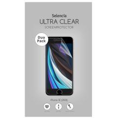 Selencia Duo Pack Screenprotector für das iPhone SE (2020)
