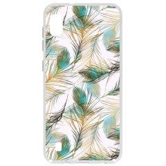 Design Silikonhülle für das Samsung Galaxy A10