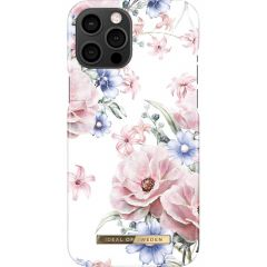 ideal of Sweden Fashion Back Case iPhone 12 Pro Max - Floral Romance