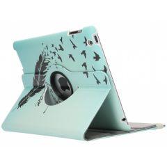 360 ° drehbare Design Tablet-Schutzhülle iPad 2 / 3 / 4