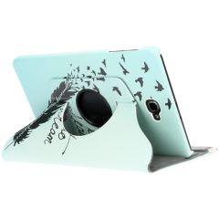 360° drehbare Design Tablet-Schutzhülle Tab A 10.1 (2016)