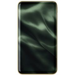 ideal of Sweden Emerald Satin Fashion Powerbank - 5000 mAh