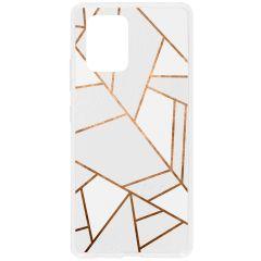 Design Silikonhülle für das Samsung Galaxy S10 Lite