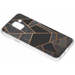 Design TPU Hülle für das Samsung Galaxy J6