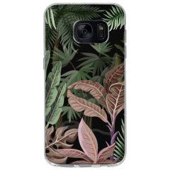 Design Silikonhülle für das Samsung Galaxy S7