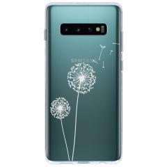 Design TPU Hülle für das Samsung Galaxy S10 Plus