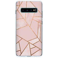 Design Silikonhülle für das Samsung Galaxy S10 Plus