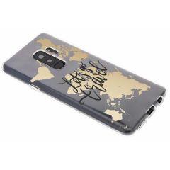 Design TPU Hülle für das Samsung Galaxy S9 Plus