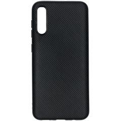 Carbon-Hülle Schwarz für das Samsung Galaxy A50 / A30s