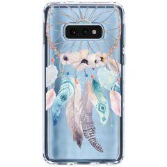 Design Silikonhülle für das Samsung Galaxy S10e