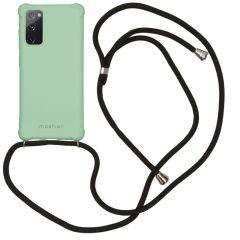 iMoshion Color Backcover mit Band Samsung Galaxy S20 FE - Grün