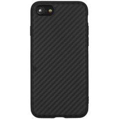 Carbon-Hülle für das iPhone SE (2020) / 8 / 7 - Schwarz