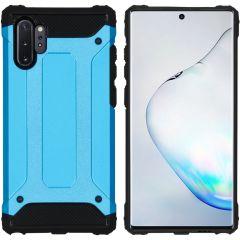 iMoshion Rugged Xtreme Case Hellblau Samsung Galaxy Note 10 Plus