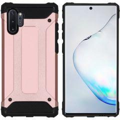 iMoshion Rugged Xtreme Case Roségold Samsung Galaxy Note 10 Plus