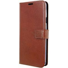 Valenta Booklet Leather für das OnePlus 7 - Braun