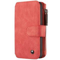 CaseMe Luxuriöse 2-in-1 Portemonnaie-Hülle für iPhone 5 / 5s / SE