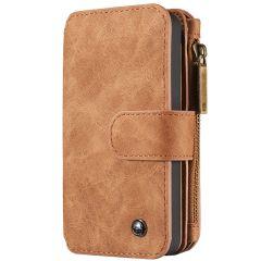 CaseMe Luxuriöse 2-in-1 Portemonnaie-Hülle iPhone 5 / 5s / SE