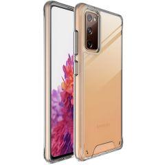 Accezz Xtreme Impact Case Transparent Samsung Galaxy S20 FE