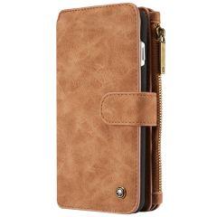CaseMe Luxuriöse 2-in-1 Portemonnaie-Hülle iPhone 8 Plus / 7 Plus
