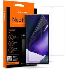Spigen Neo Flex Case Friendly Screen Protector Galaxy Note 20 Ultra