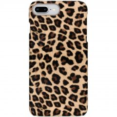 Leopard Design Hardcase-Hülle für iPhone 8 Plus / 7 Plus