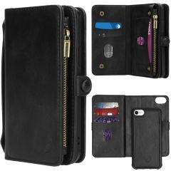 iMoshion 2-1 Wallet Booktype Schwarz iPhone SE (2020) / 8 / 7 / 6(s)