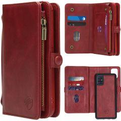 iMoshion 2-1 Wallet Booktype Rot für das Samsung Galaxy A51