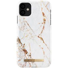 ideal of Sweden Carrara Gold Fashion Back Case iPhone 11