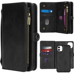 iMoshion 2-1 Wallet Booktype Schwarz für das iPhone 11