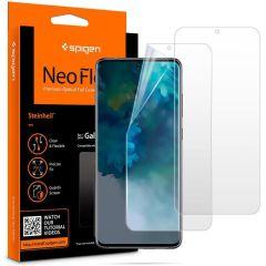 Spigen Neo Flex Case Friendly Screen Protector Galaxy S20 Plus