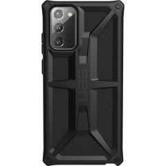 UAG Monarch Case Schwarz für das Samsung Galaxy Note 20