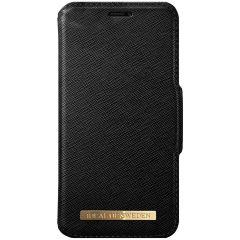 ideal of Sweden Fashion Wallet Schwarz für das iPhone Xs Max