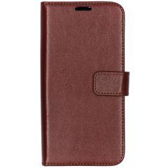Valenta Booklet Leather Braun für das Samsung Galaxy A40