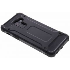 Schwarzes Rugged Xtreme Case für Samsung Galaxy A8 (2018)