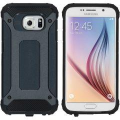 iMoshion Rugged Xtreme Case Dunkelblau für das Samsung Galaxy S6