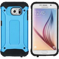 iMoshion Rugged Xtreme Case Hellblau für das Samsung Galaxy S6