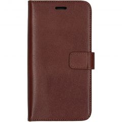 Valenta Booklet Leather Braun für das iPhone 11