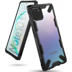 Ringke Fusion X Case Schwarz für das Samsung Galaxy Note 10 Lite