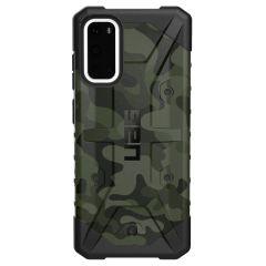 UAG Pathfinder Case Grün für das Samsung Galaxy S20