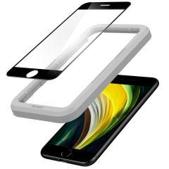 Spigen AlignMaster Full Screen Protector iPhone SE (2020) / 8 / 7