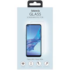Selencia Displayschutz aus gehärtetem Glas Oppo A53 / Oppo A53s