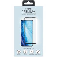 Selencia Screen Protector aus gehärtetem Glas Oppo Reno4 Pro 5G