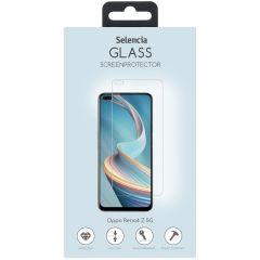 Selencia Displayschutz aus gehärtetem Glas Oppo Reno4 Z 5G