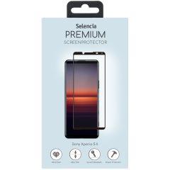 Selencia Screen Protector aus gehärtetem Glas Sony Xperia 5 II