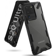 Ringke Fusion X Case Schwarz für das Samsung Galaxy S20 Ultra