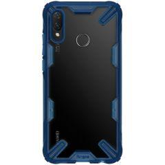 Ringke Fusion X Case Blau für das Huawei P Smart (2019)