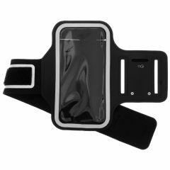 Sportarmband Schwarz für das Huawei P Smart (2019)
