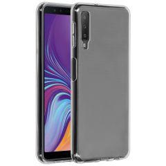Accezz TPU Clear Cover Transparent für das Samsung Galaxy A7 (2018)