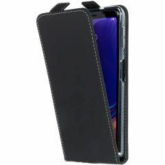 Accezz Flip Case Schwarz für das Samsung Galaxy A7 (2018)