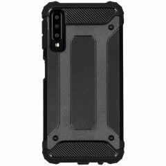 Rugged Xtreme Case Schwarz für das Samsung Galaxy A7 (2018)